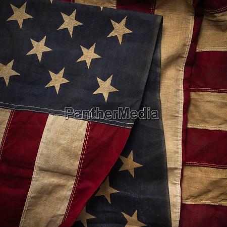 alte us flagge