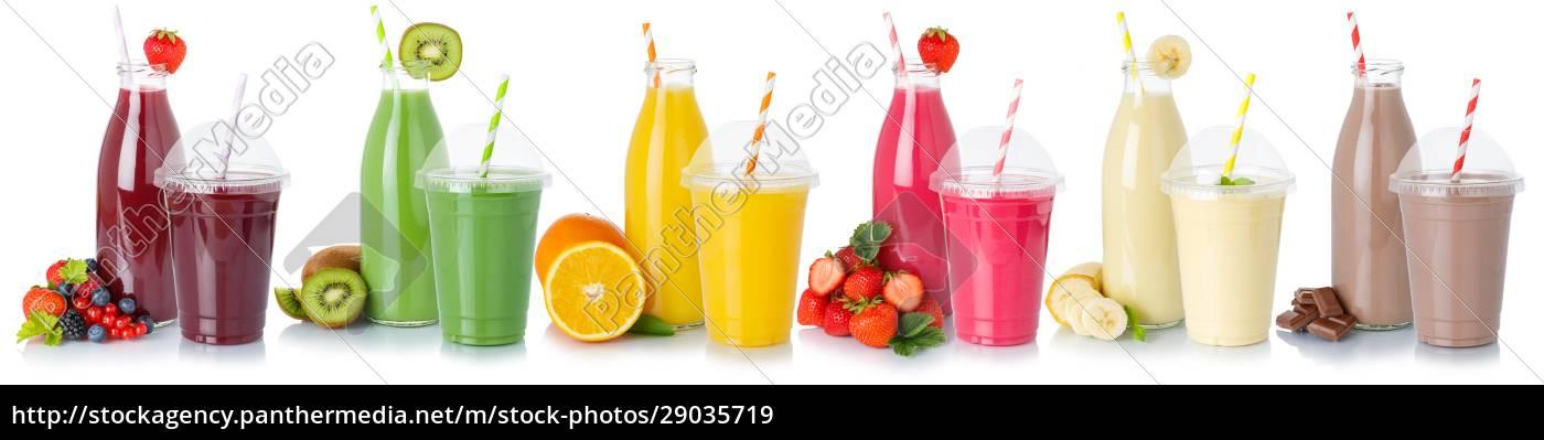 sammlung, von, getränken, getränke, getränke, früchte - 29035719