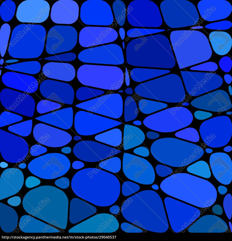 abstrakte, buntglas-mosaik, hintergrund - 29040537