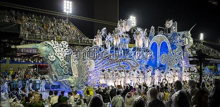 samba, parade, bei, der, 2020, karneval, champions - 29041663