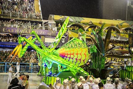 samba, parade, bei, der, 2020, karneval, champions - 29041694