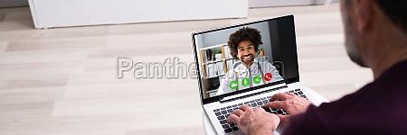 video konferenz work webinar online zu