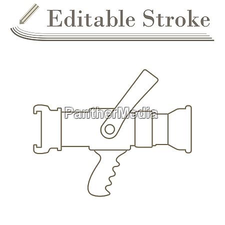 feuerschlauch symbol