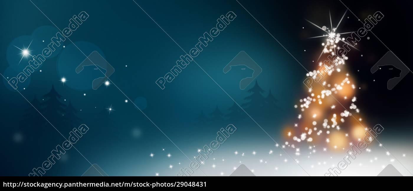 winter-hintergrund-design-konzept, mit, christmans, baum - 29048431