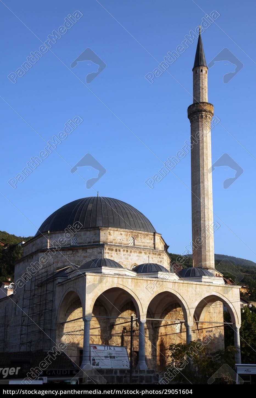sinan, pasha, mosque, , prizren, , kosovo - 29051604