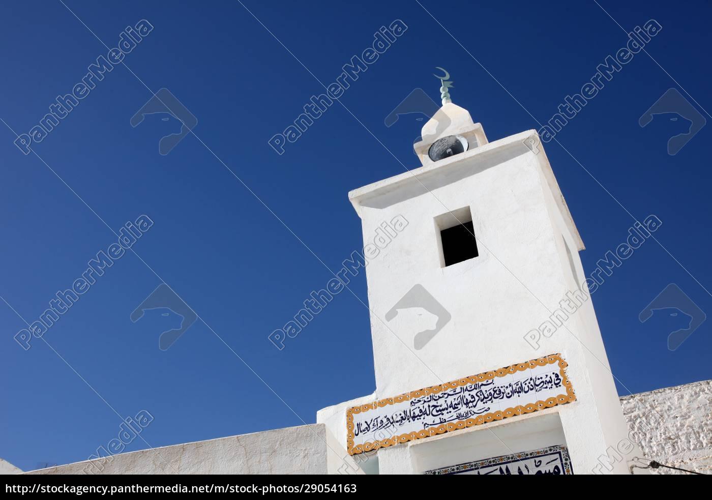 tunisia-sousse, mosque - 29054163