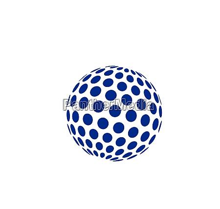 globe globales netzwerk vernetzt icon vektor