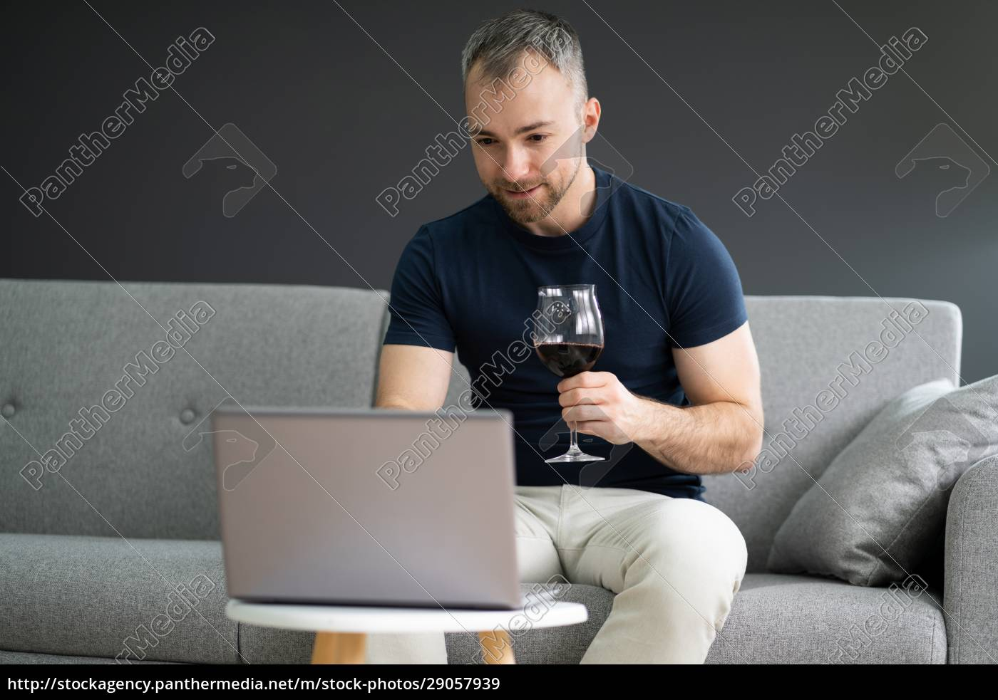 virtual, drink, wine, tasting, food, party - 29057939