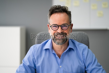 elder man portrait