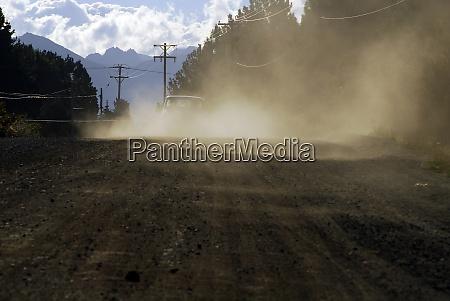 verkehrswege und mobilitaet in patagonien argentinien