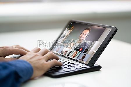webinar training business call fuer videokonferenzen