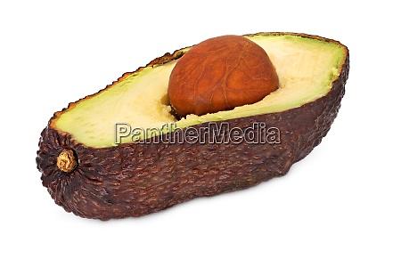 avocado frucht nahaufnahme