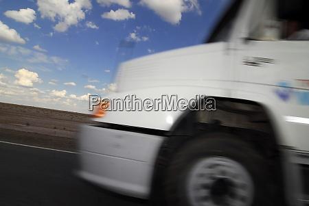 lkw und transport in argentinien