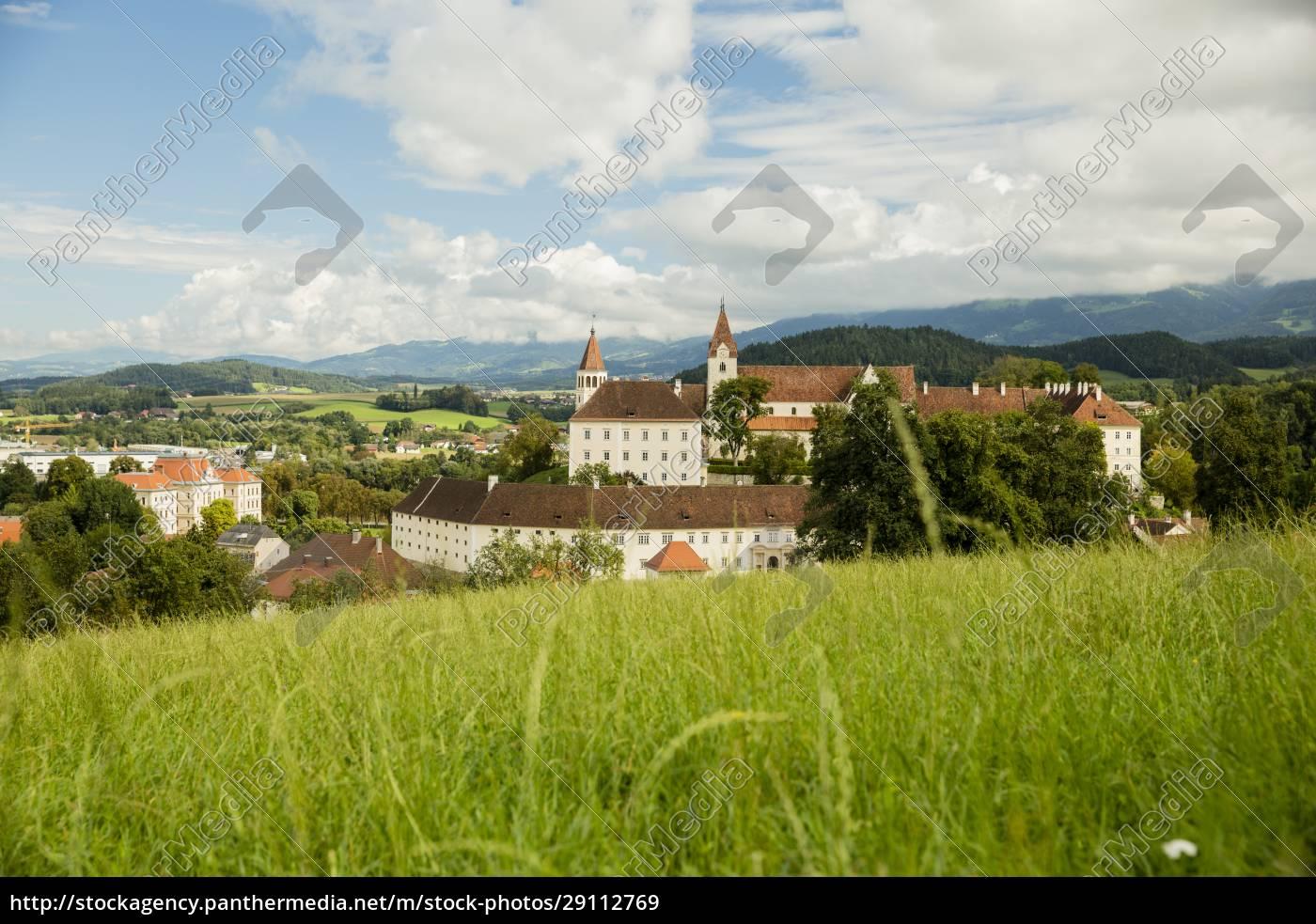 austria, , carinthia, , sankt, paul, im, lavanttal, - 29112769
