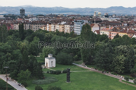 bulgaria, , sofia, , city, view, , view, from - 29112520
