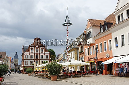 deutschland speyer marktplatz