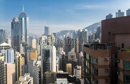 china hongkong sheung wang und central
