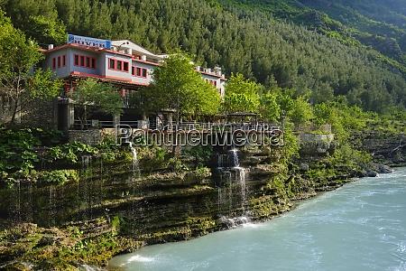 albanien kelcyra kelcyra canyon hotel am