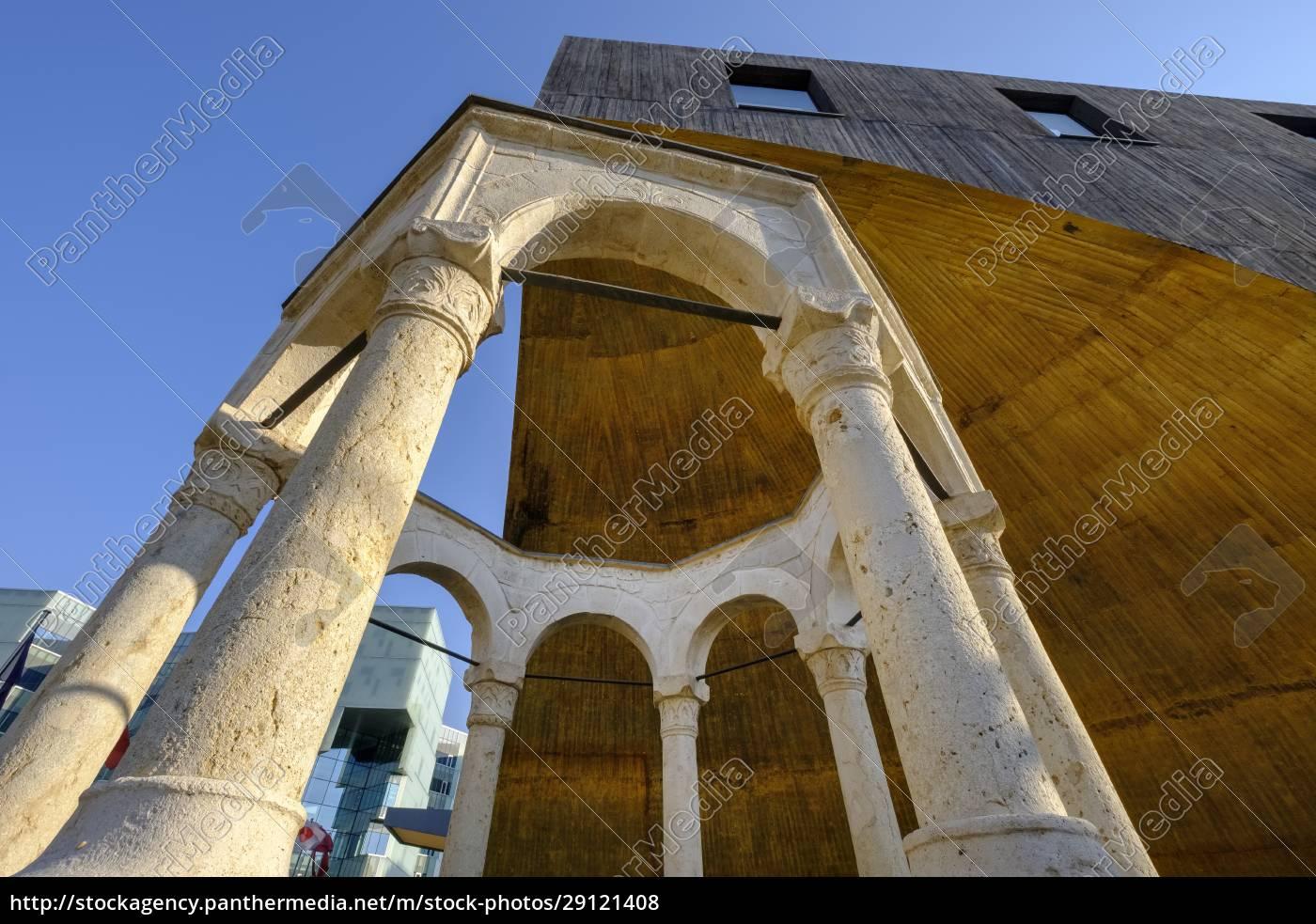 albania, , tirana, , kapllan, pasha, tomb, under - 29121408
