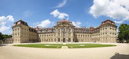 germany, , bavaria, , franconia, , pommersfelden, , weissenstein, castle - 29121372