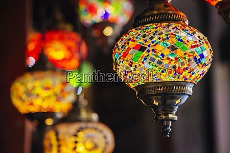 islamische kunst laterne