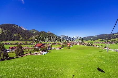 austria, , tyrol, , rural, village, in, tannheimer - 29126579