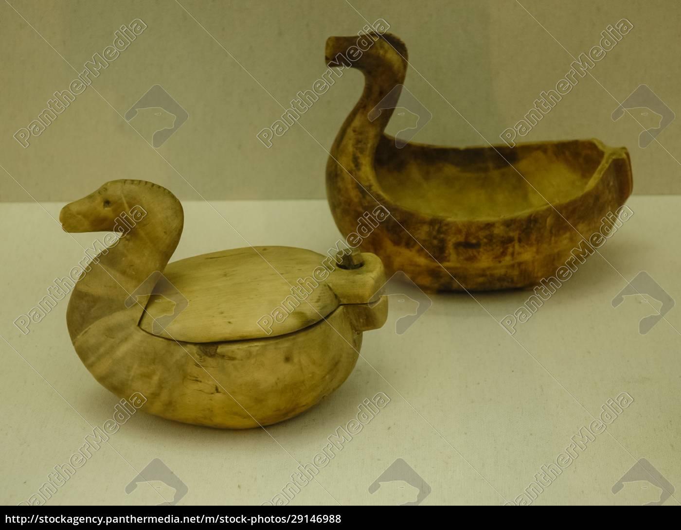 wooden, utensils, , museum, russian, culture., ancient - 29146988