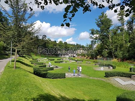 minigolfplatz bad schwalbach deutschland