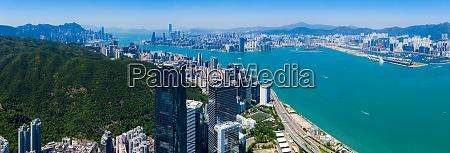 hongkong 22 september 2019 stadt hongkong
