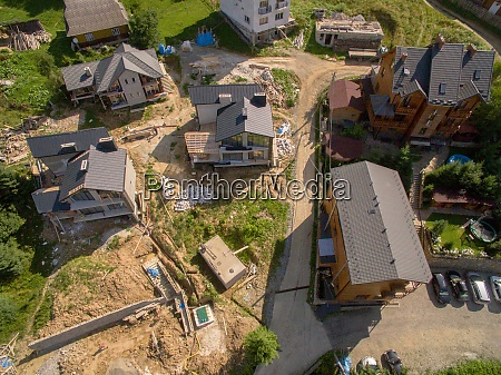 green, mountaines., aerial, photo, above, private - 29204811