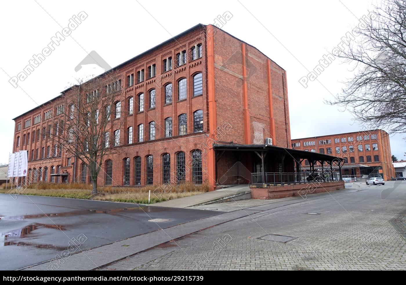 klassikstadt, -, industriegebäude, von, 1914, ehemals, landmaschinenfabrik - 29215739