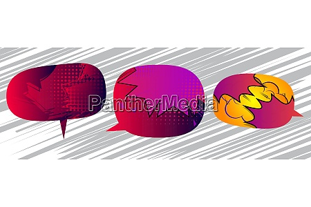 collection, of, speech, bubbles, filled, with - 29234154