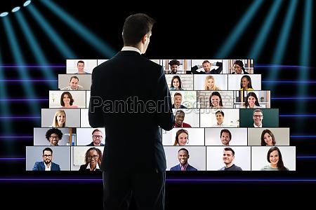 corporate entrepreneur speech auf der virtual