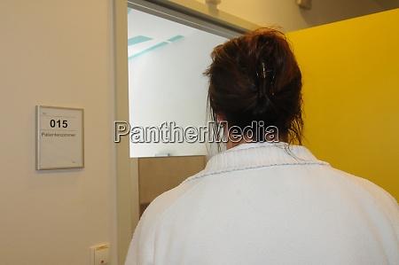 krankenschwester im gesundheitswesen