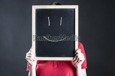 symbol fuer lachen und freude