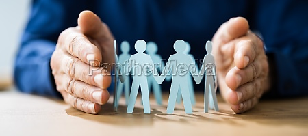 unternehmensmitarbeiterversicherung und schutz