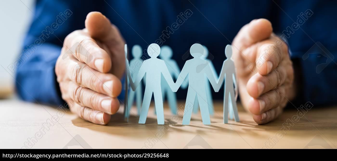 unternehmensmitarbeiterversicherung, und, -schutz - 29256648