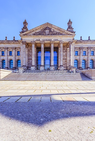 deutscher bundestag berliner reichstag touristenattraktion in