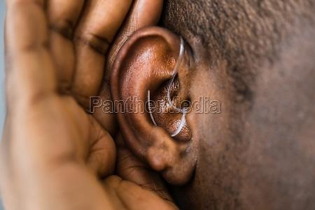 hoergeraete und audiologie behinderung