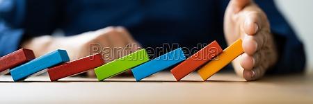 domino, fall, risk, prevention - 29318833