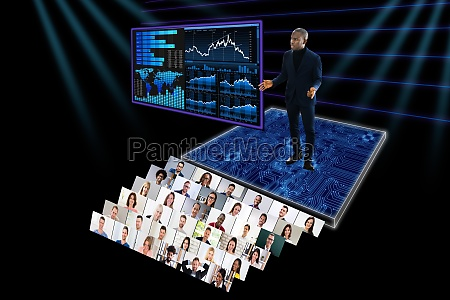 webinaranruf fuer virtuelle videokonferenzen