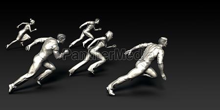 business, people, racing - 29422688