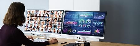 elearning business online video konferenz