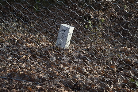 border, stone, at, the, state, border - 29424890