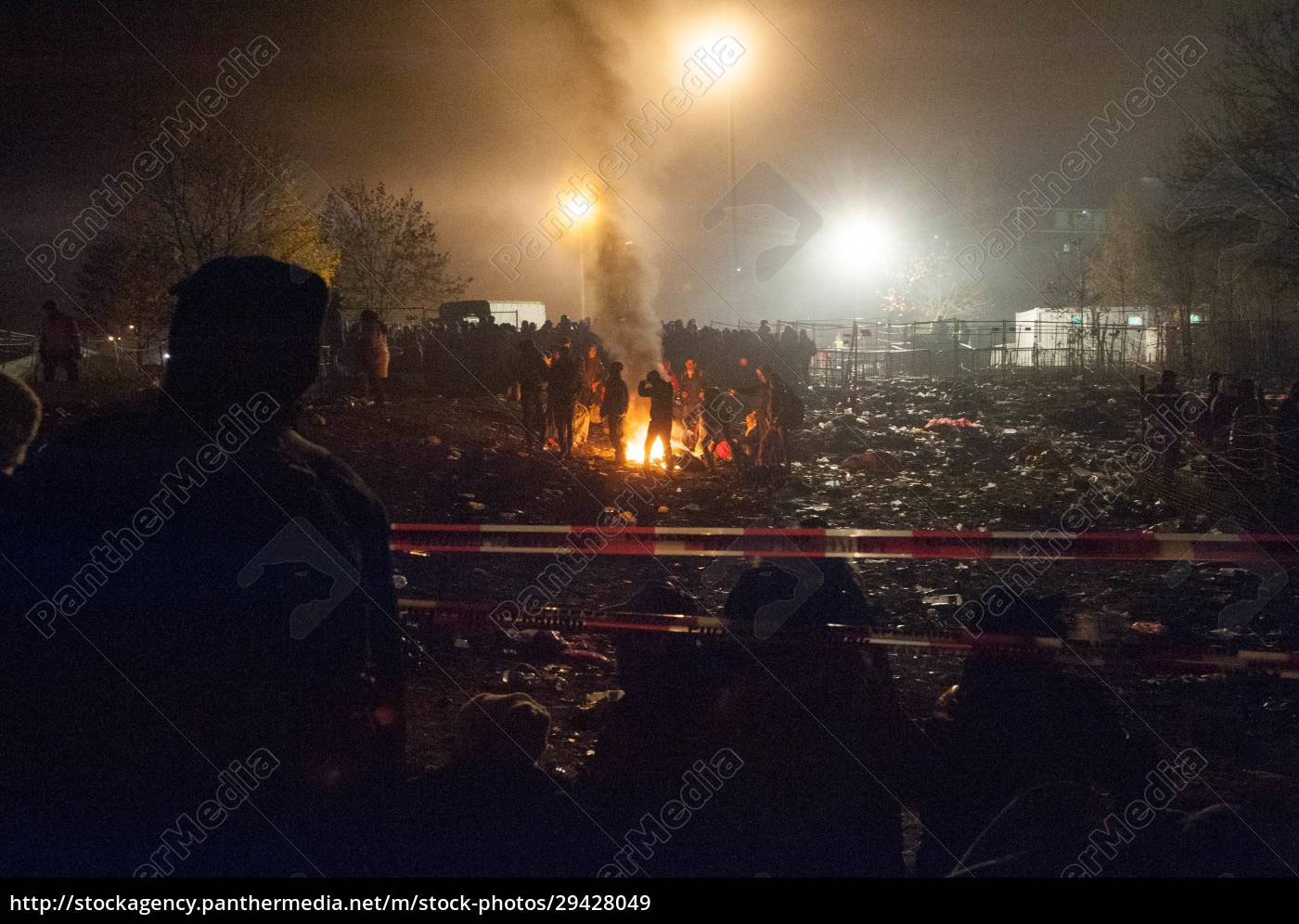 refugee, crisis, at, the, austrian, slovenian - 29428049