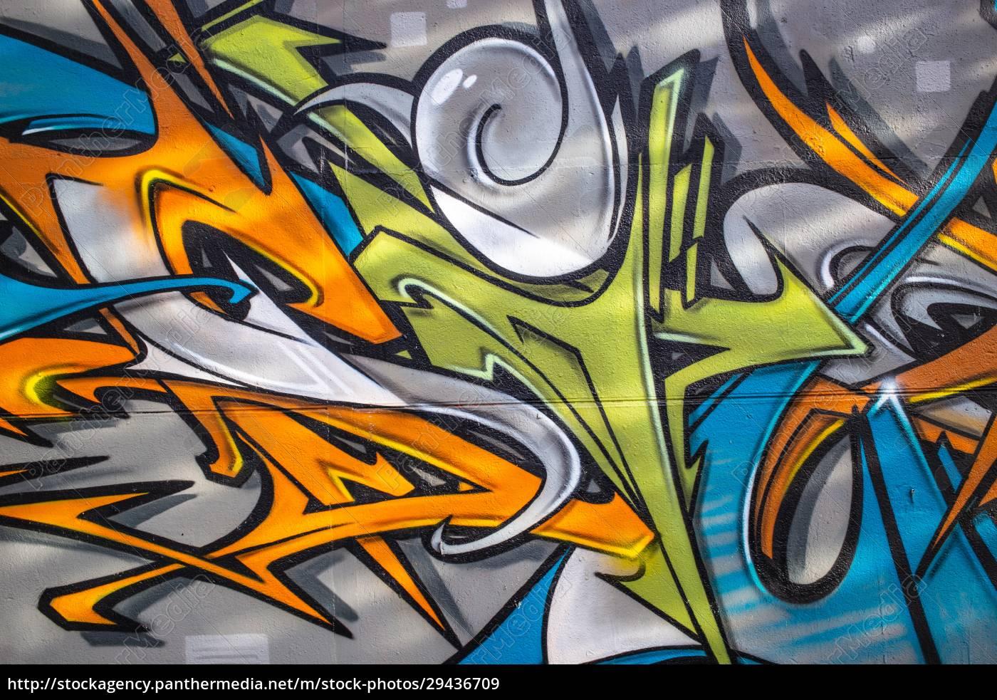 graffiti, details - 29436709