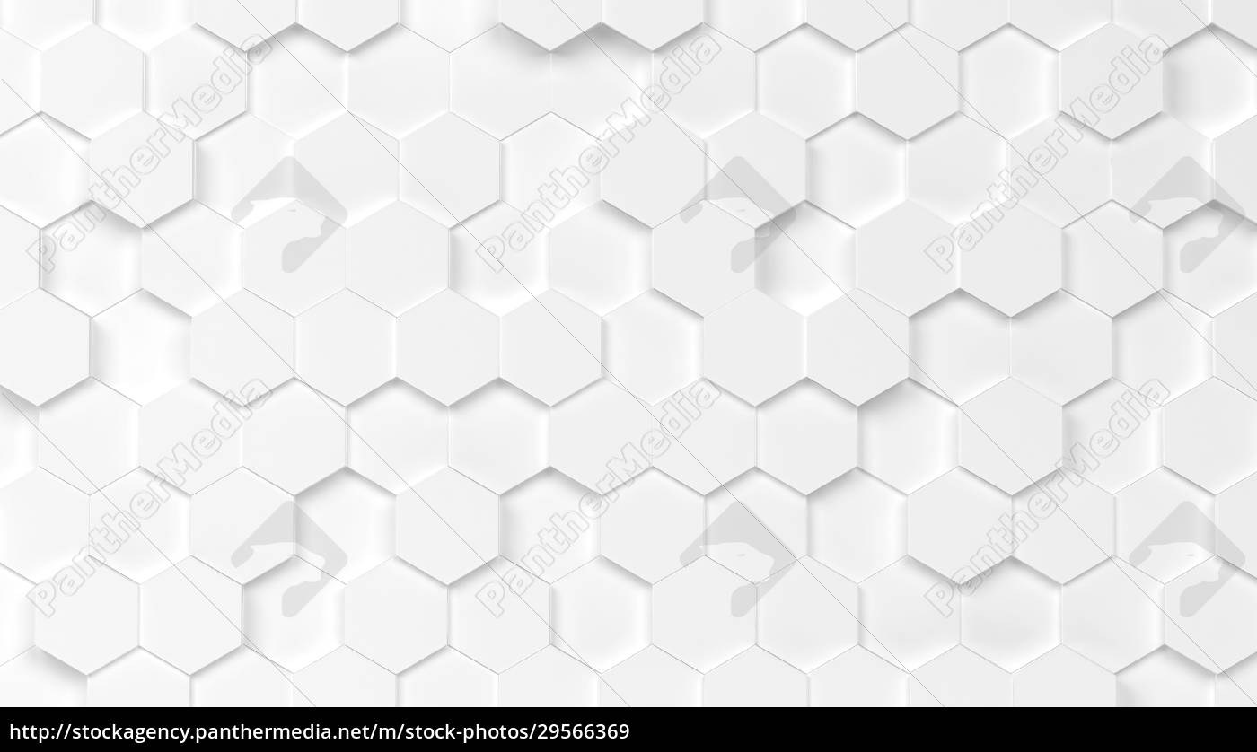 abstract, hexagon, background - 29566369