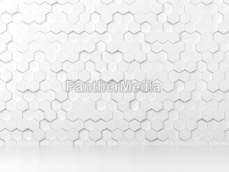 abstract, hexagon, background - 29566999