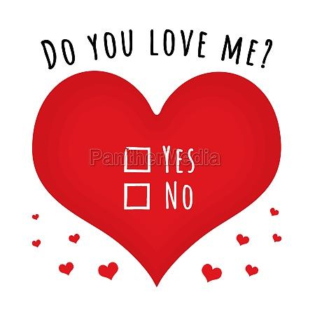 liebst du mich