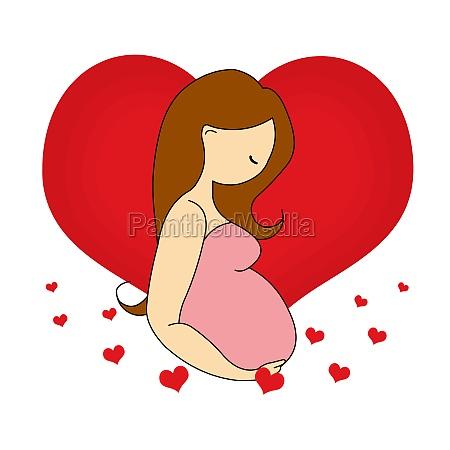 liebe, schwangerschaft - 29576896